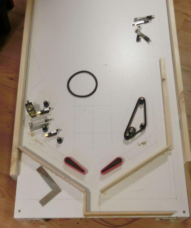 fingers elektrische welt gallerie maschinen flipper. Black Bedroom Furniture Sets. Home Design Ideas