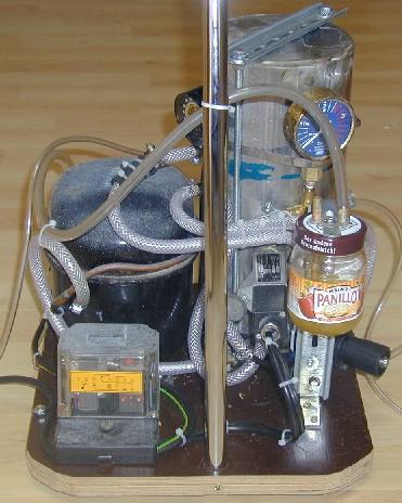 Kompressor kühlschrank selber bauen