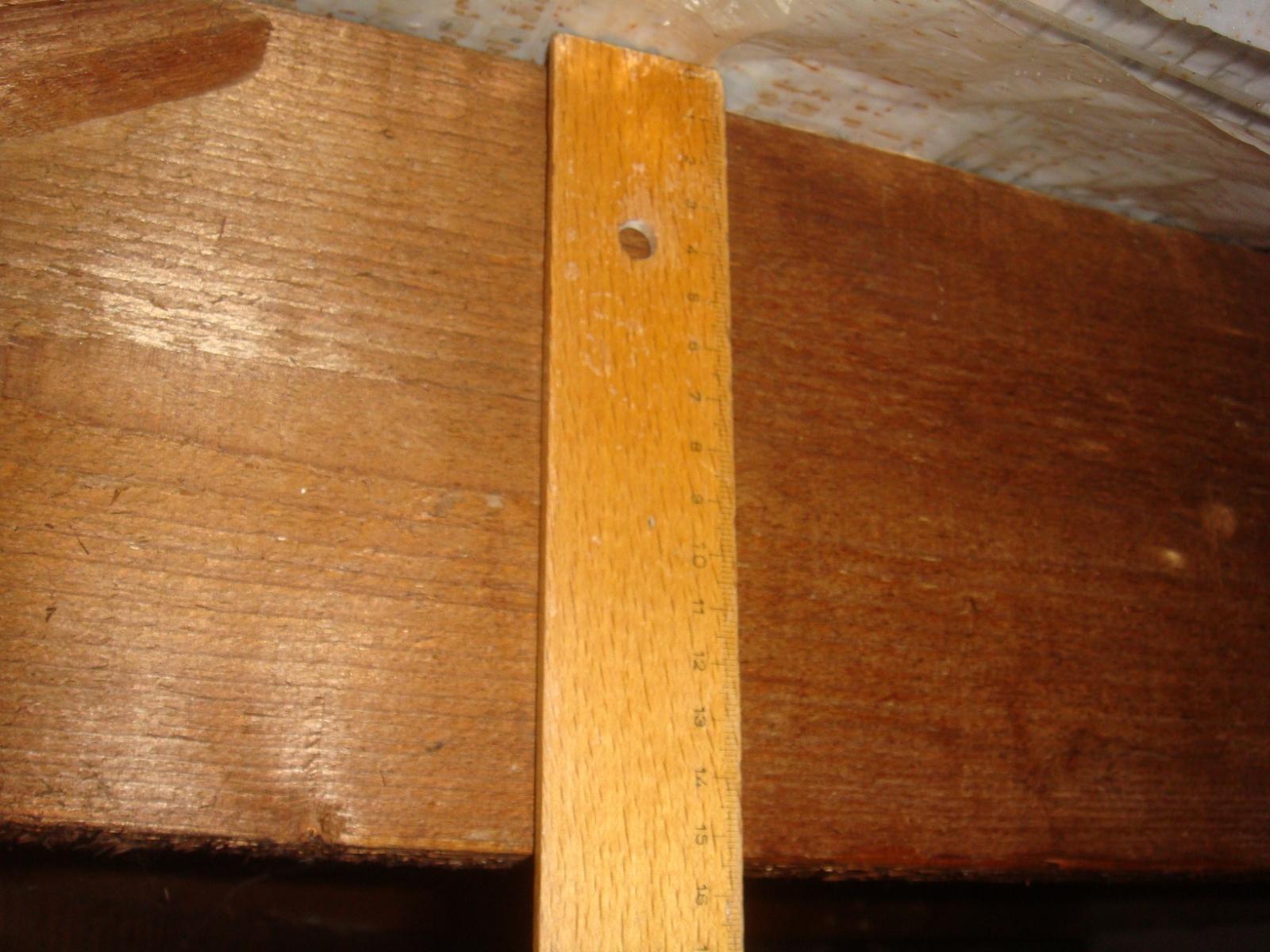 Fußboden Im Dachboden ~ Fingers elektrische welt u2022 thema anzeigen dachboden fußboden: loch