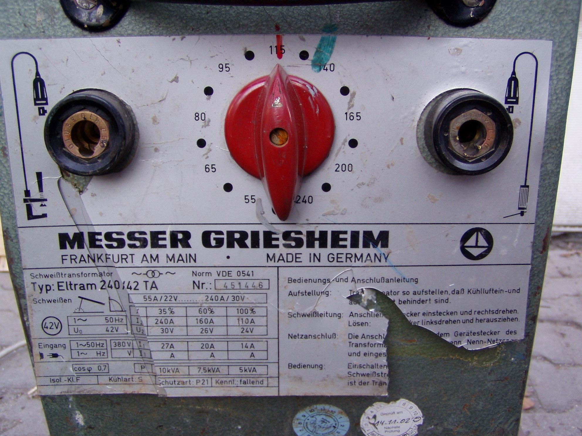 Schrottplatz Griesheim