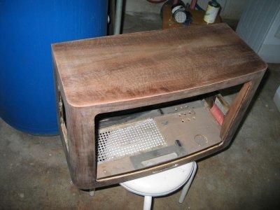 farbproblem mit altem furnier fingers elektrische welt. Black Bedroom Furniture Sets. Home Design Ideas